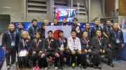 2016年大会の日本代表選手団